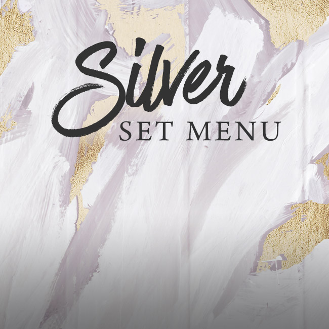 Silver set menu at The Hole in the Wall